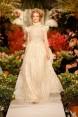 Rochie de mireasa retro Silver Flower