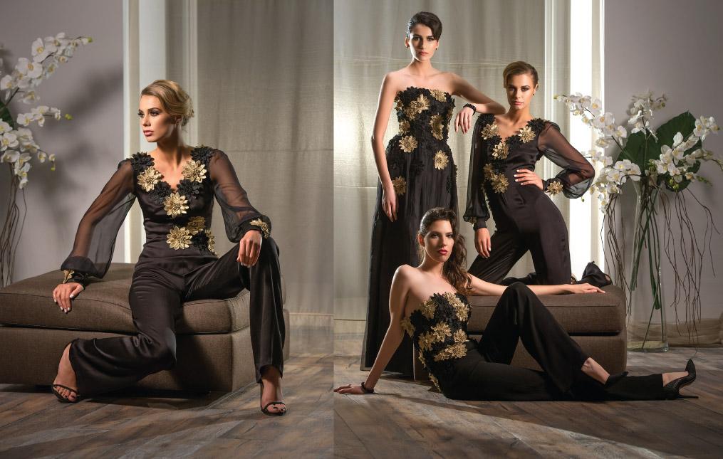 Desire colectia noua de rochii de seara by Cosmina Englizian