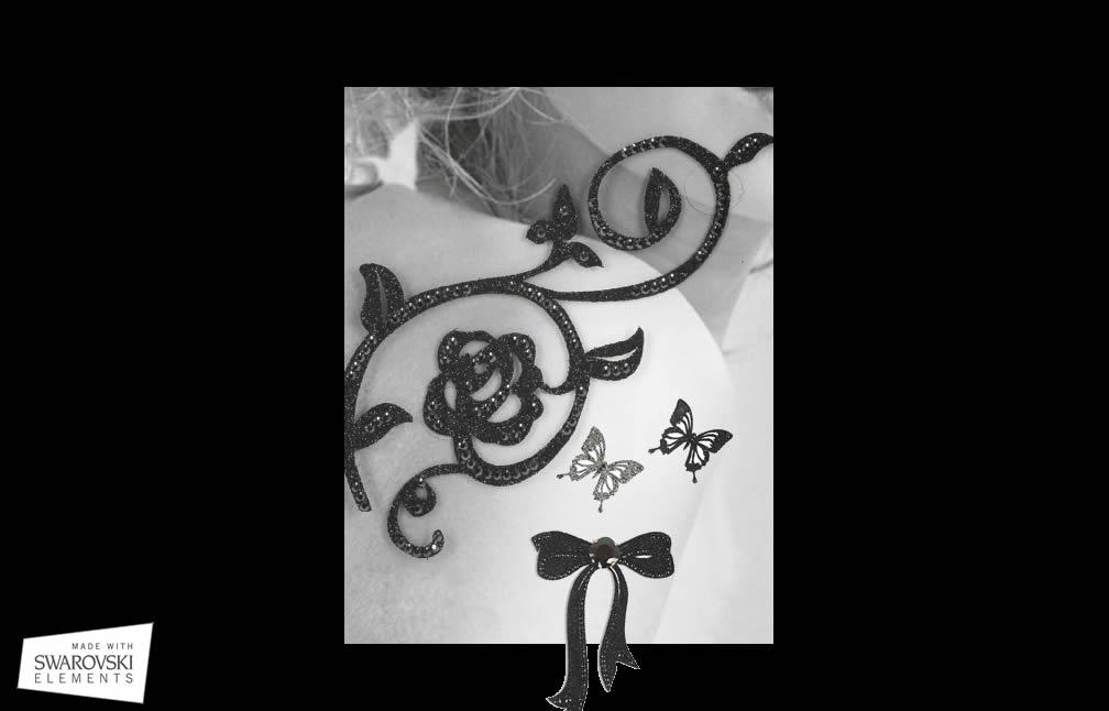 Tatuaje aplicabile pentru evenimente speciale by Cosmina Englizian