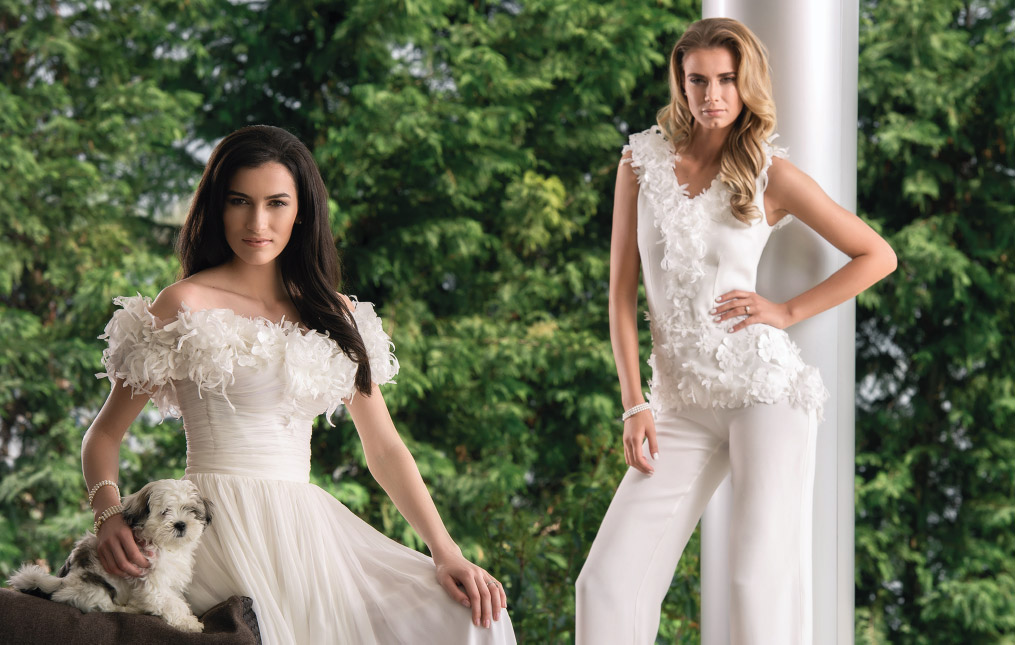 White Garden Collection by Cosmina Englizian