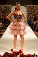 Candy Pop - rochie scurta din organza