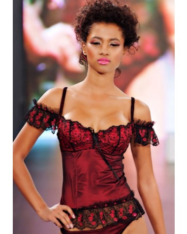 Corset cu push-up Aminata