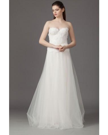 Rochie de mireasa cu corset Antaria