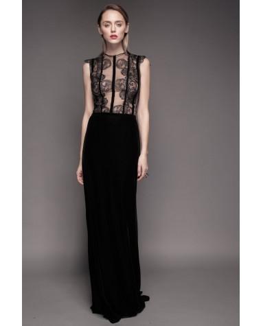 Rochie de seara luxurianta Cassia